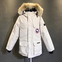 08 style beige great goose Canada Goose