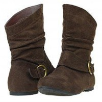 Dark brown ankle boot - Footwear