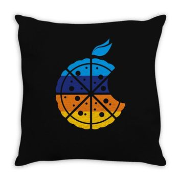pizza! pizza! Throw Pillow