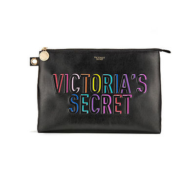 Rainbow Large Beauty Pouch - Victoria's Secret