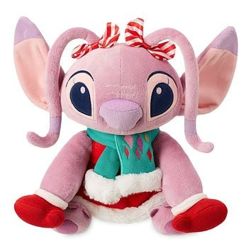 Disney Store Angel Holiday Plush Medium Christmas 2018 New