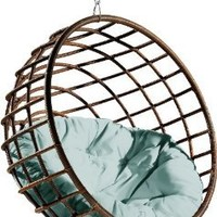 Outback Company SPC 507 Sunbrella Pillow for Urban Balance Sphere, Glacier (Discontinued by Manufacturer)