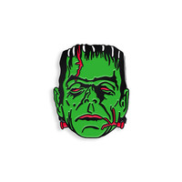 The Monster Enamel Pin