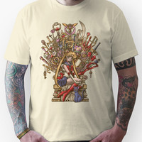 Throne of Magic - Sailor Moon Unisex T-Shirt