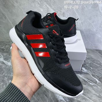 DCCK2 A749 Adidas high frequency netting NEO TERREX hiking shoes Black Red
