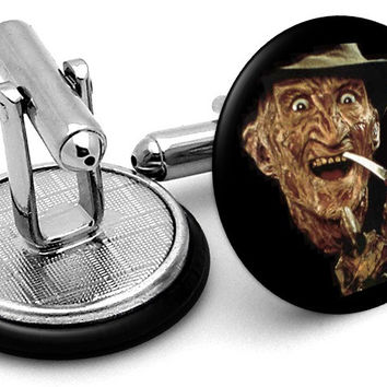 Freddy Krueger Cufflinks