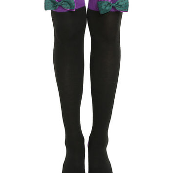 DC Comics Joker Over-The-Knee Cosplay Socks