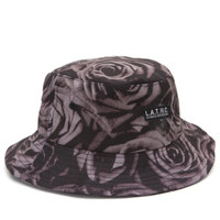 LATHC Black Roses Bucket Hat at PacSun.com