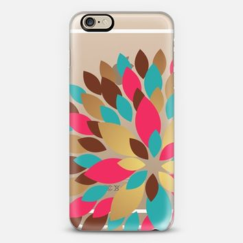 In Bloom iPhone 6 case by Allison Reich | Casetify