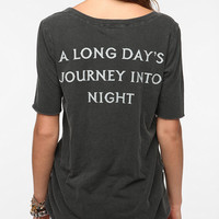Truly Madly Deeply Long Journey Boyfriend Tee