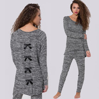 Women Pajama Sets Female Sleep & Lounge Pajamas Clothes Home Clothing Sweet Pijama Pyjama Casual Sleepwear Nightgowns