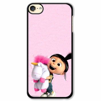 Unicorn Agnes Cute iPod Touch 6 Case