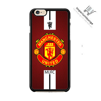Manchester United Logo For iPhone 6 Plus iPhone 6 Case