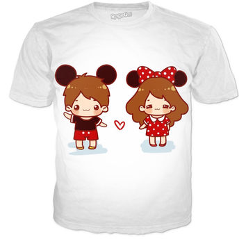 Cute Disney Style Shirt