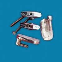 Ideal Standard Toilet Seat Spares Create and Secrets Seat Hinges Chrome EV197AA Ideal Standard Toilet Seat Hinges