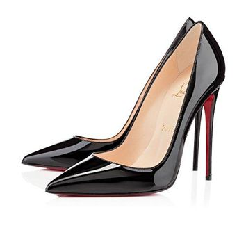 Christian_louboutin Kate Pumps 120 mm Classic High Heels