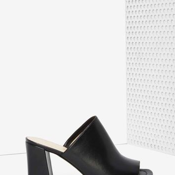 Maryam Nassir Zadeh Penelope Leather Mule