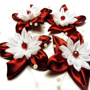 PDF Pattern, Tutorial, Training Lessons for the Beginner, Boot, How to Make a Beautiful Flower. INSTANT DOWNLOAD. English.