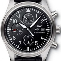 IWC - Classic - Pilot's Watch - Flieger Chronograph