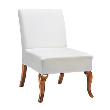 Couture Covers Slipper Chair