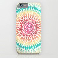Radiate iPhone & iPod Case by Tangerine-Tane