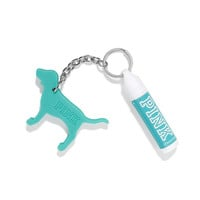 Lip Balm Dog Key Chain - Victoria's Secret