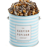 White & Dark Chocolate Popcorn