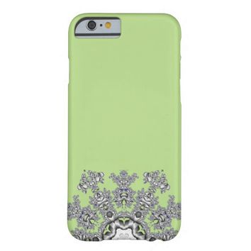 Silver Barely There iPhone 6 Case