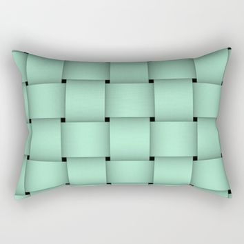 TEALLS Rectangular Pillow by violajohnsonriley