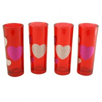 Heart Shooters Set of 4 Your favorite online gift shop!