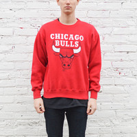 90's Chicago Bulls Sweatshirt