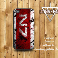 N7 Mass Effect Case for Iphone 4/4sIphone5 by ConvergeCustom