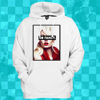 Iggy Azalea so fancy crewneck hoodie for men and women