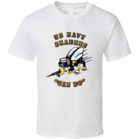 US Navy SeaBees - Can Do T Shirt