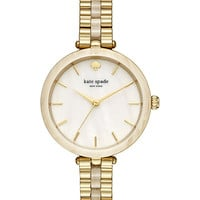 gold and horn holland watch | Kate Spade New York