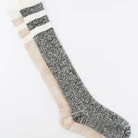 FULL TILT 2 Pack Varsity Knee High Socks