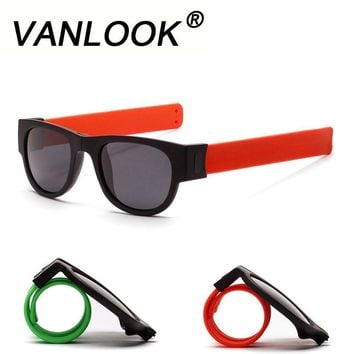 Polarized Novelty Foldable Sunglasses UV400