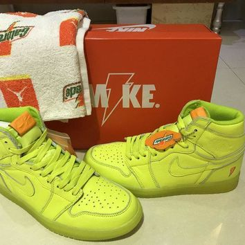 Air Jordan 1 Gatorade Aj1 Aj5997 345 | Best Deal Online