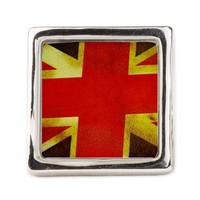 Grungy Union Jack Ring