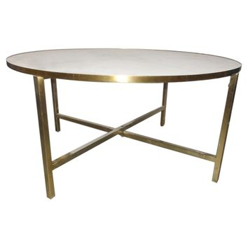 Marlton Round Coffee Table - Threshold™ : Target
