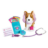 American Girl® Accessories: Cuddles & Cures Pet Set