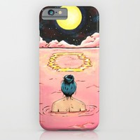 O for Ocean | Alphabet Zine iPhone & iPod Case by JeezVanilla