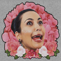 Kim K II - Flower Garland T-Shirts & Hoodies