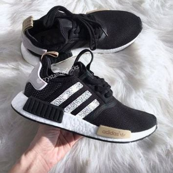 Adidas NMD NMD R1 W Glittering Breathable Running Sports Shoes Sneakers  Shoes aa75b3f68