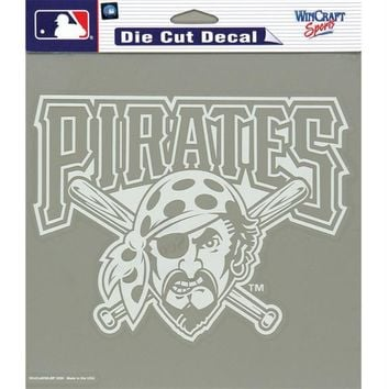 Pittsburgh Pirates - Logo Cutout Decal