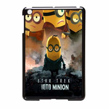 Startrek Despicable Me Minion iPad Mini Case