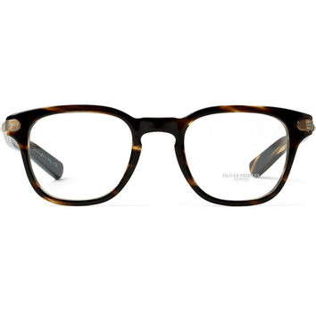 PRODUCT - Oliver Peoples - 25th Anniversary Square-Frame Optical Glasses - 387855 | MR PORTER