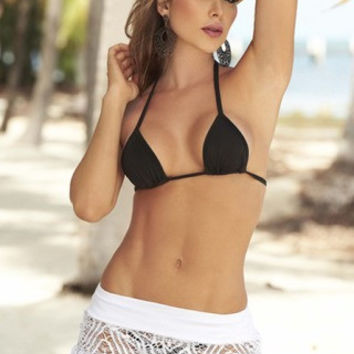 White Beach Shorts Great For Cover Up