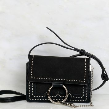 Midnight Western Bag Black
