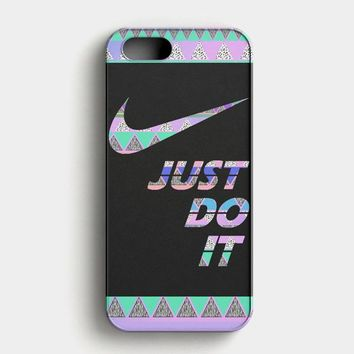 Nike Just Do It iPhone SE Case
